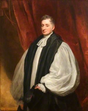 Philip Shuttleworth, Warden of New College (1822–1840), Bishop of Chichester