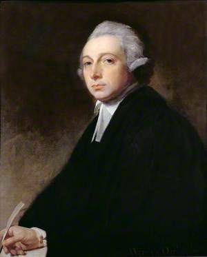 John W. Oglander (c.1737–1794), Warden of New College (1768–1794)