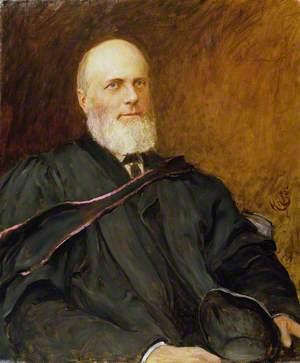 Alfred Robinson, Bursar of New College (1841–1895)
