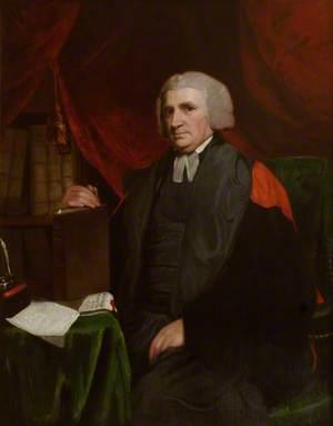 John Eveleigh, DD, Provost (1781–1814)