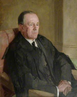 Sir George Clark, DLitt, Provost (1947–1957)