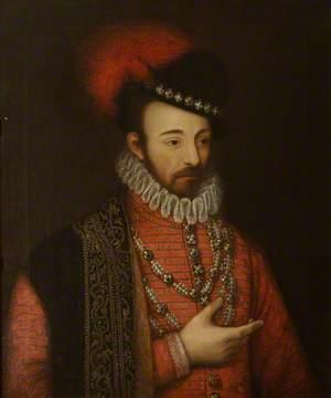 Portrait of an Elizabethan Courtier