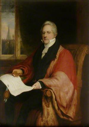 Dr Philip Bliss, Principal of St Mary's Hall (1848–1857)