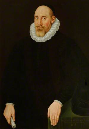 Anthony Blencowe, JCD, Provost (1572–1618), Aged 55