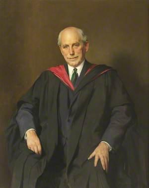 Ronald Buchanan McCallum (1898–1973), Master (1955–1968)