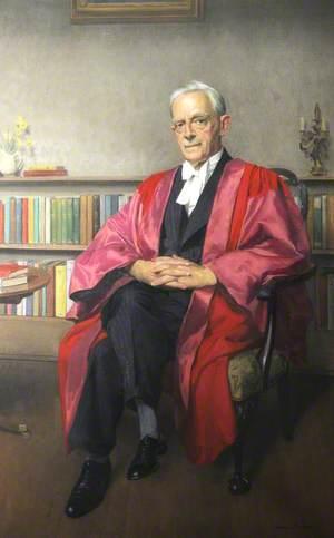 Sir Carlton Allen, Warden of Rhodes House (1931–1952)