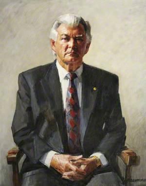 Robert James Lee Hawke, Prime Minister of Australia (1983–1991), Rhodes Scholar (Western Australia and University College, 1953)