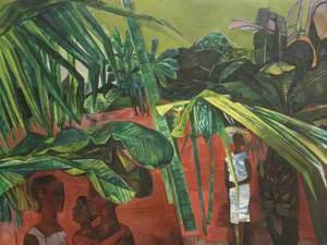 Jamaican Landscape