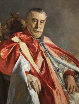 The Right Reverend William Wand (1885–1977)