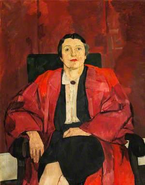 Janet Vaughan, Principal (1945–1967)