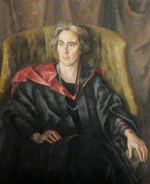 Margery Fry, Principal (1927–1931)