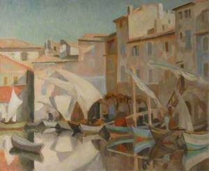 The Harbour at St Tropez