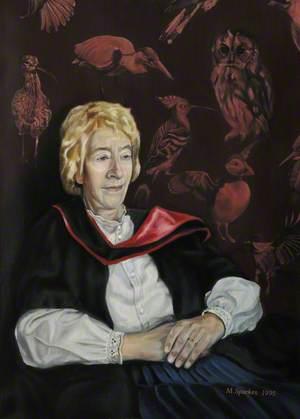 Nan Dunbar, Former President of the Senior Common Room (SCR)