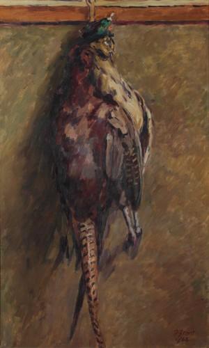 A Brace of Dead Pheasants