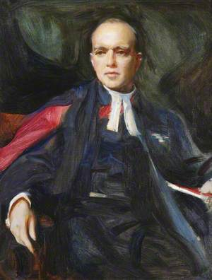 Christopher Maude Chavasse (1884–1962), Founding First Master of St Peter's Hall (1928–1939)