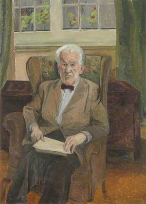 Thomas Reginald Jacques, Organist, Fellow (1926–1936)