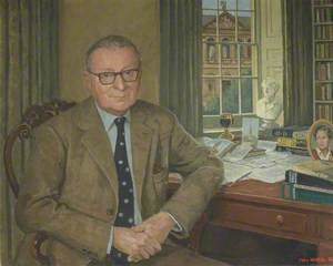 Robert Norman William Blake (1916–2003), Baron Blake, Provost (1968–1987)