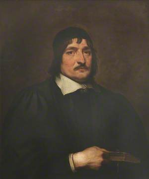 Barnaby Potter (1577–1642), Provost (1616–1626), Bishop of Carlisle