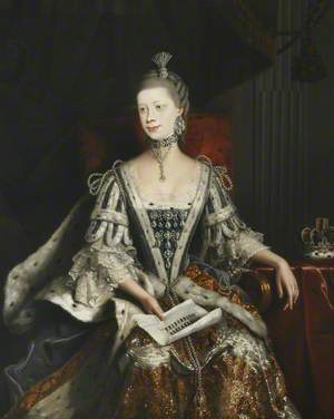 Charlotte Sophia (1744–1818), Queen Consort of George III