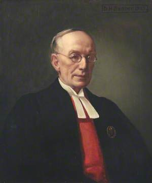 Edward Mewburn Walker (1857–1941), Provost (1930–1933)