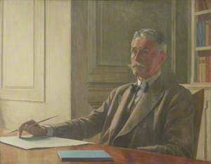 Thomas William Allen (1862–1950), Fellow (1890), Librarian