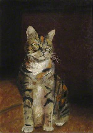 'Cholmondesbury' ('Cheesby') the Cat