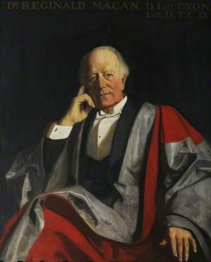 Reginald Walter Macan (1848–1941), Master (1906–1923)