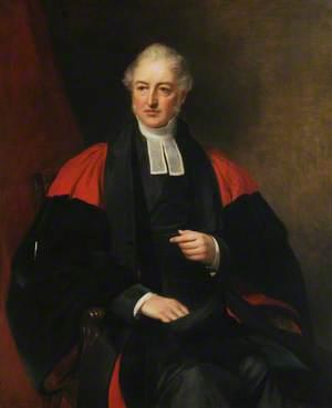 Frederick Charles Plumptre (1796–1870), DD, Fellow (1817), Master (1836)
