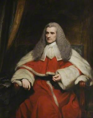 Sir John Richardson (1771–1841), Judge of Common Pleas