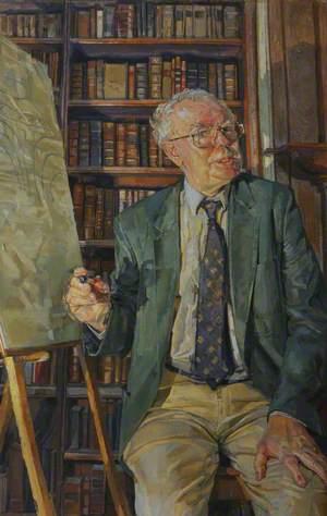 John (Wyndham) Albery (b.1936), FRS, Master (1989–1997)