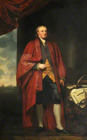 Sir Roger Newdigate (1719–1806), 5th Baronet