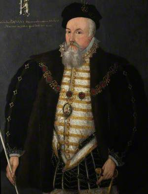 Robert Dudley (1532–1588), Earl of Leicester