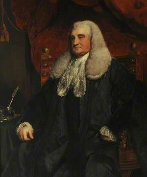 Sir William Scott (1745–1836), afterwards Baron Stowell, Elder Brother of the Earl of Eldon, Fellow (1764), Judge of the High Court of the Admiralty