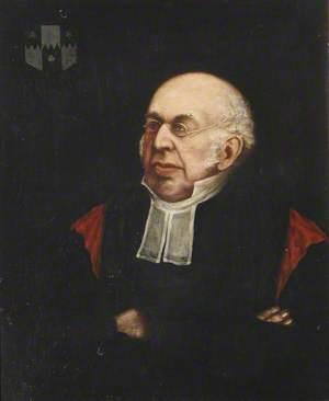Portrait of an Unknown Sitter