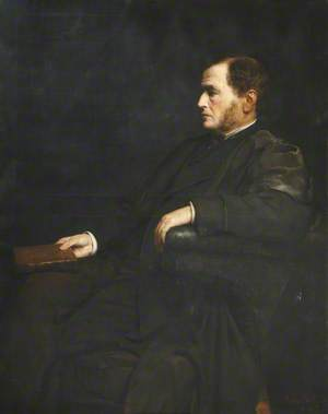 George Earlam Thorley (1830–1904), Warden (1881–1903)