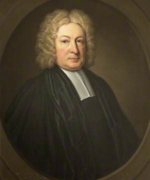 Richard Blechinden (1667/1668–1736), Provost of Worcester College (1714–1736)