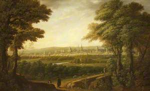 An Extensive View of Oxford from Elsfield