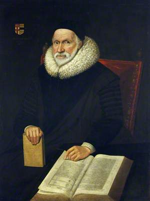 William Camden (1551–1623), Historian and Herald