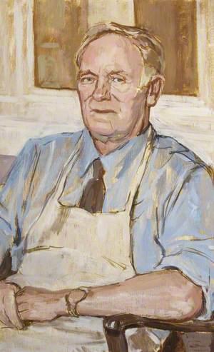 Leslie Carter, Senior Common Room Butler (1949–1978)