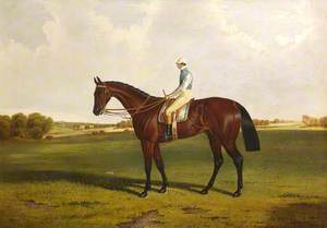 'Bloomsbury' with S. Templeman Up, in the Colours of the Owner and Trainer, W. Ridsdale
