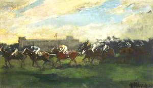 Racing at Auteuil