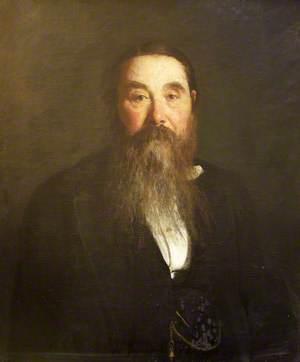 James Hannay (1812/1813–1892), Bursar of Worcester College