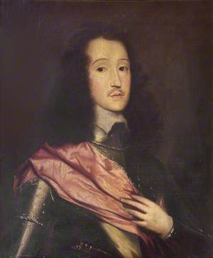 Richard Lovelace (1617–1657), Royalist Poet, Alumnus of Gloucester Hall
