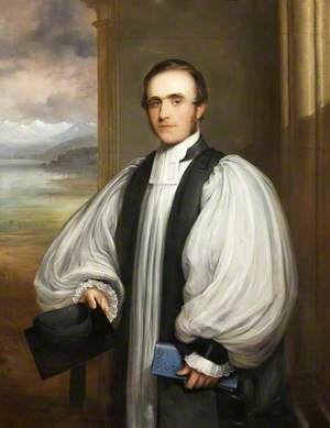 Hibbert Binney (1819–1887), Fellow of Worcester College, Bishop of Nova Scotia (1851–1887)