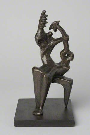 Maquette for Mother and Child