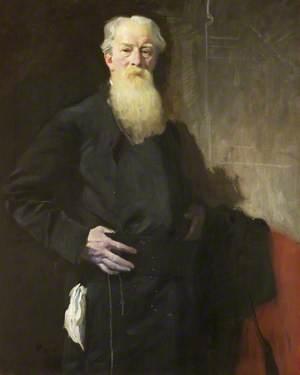 Charles Henry Olive Daniel (1836–1919), Provost of Worcester College (1903–1919)
