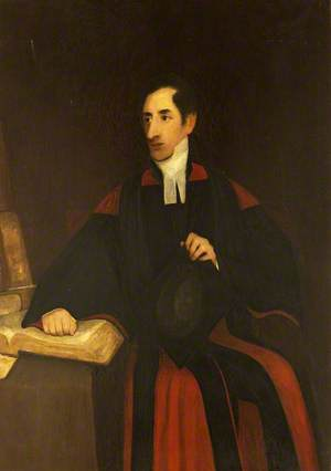 Richard Lynch Cotton (1794–1880), DD, Provost of Worcester College (1838–1880)