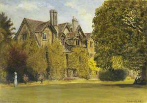 Worcester College Cottages