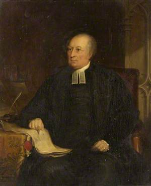 Whittington Landon (1758–1838), Provost of Worcester College (1795–1838)