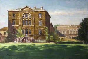 Worcester College: The Provost's Lodgings